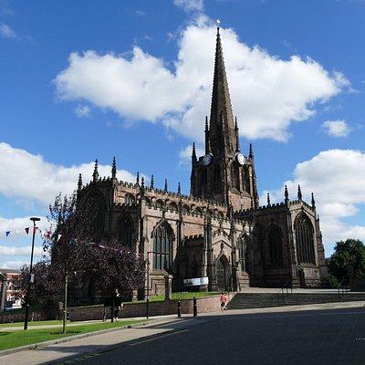 Rotherham Minster Church
