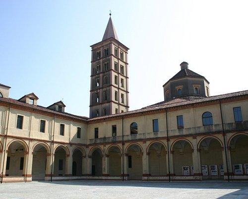 Il Chiostro di S. Sebastiano