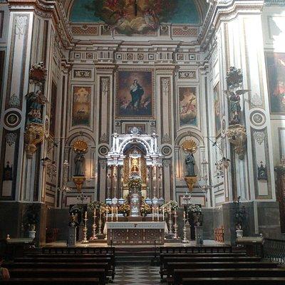 Eglise San Antón