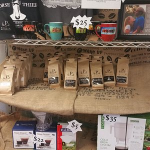 Retail a Go Go - Check out the hand painted coffee cups by one of the African farmers!