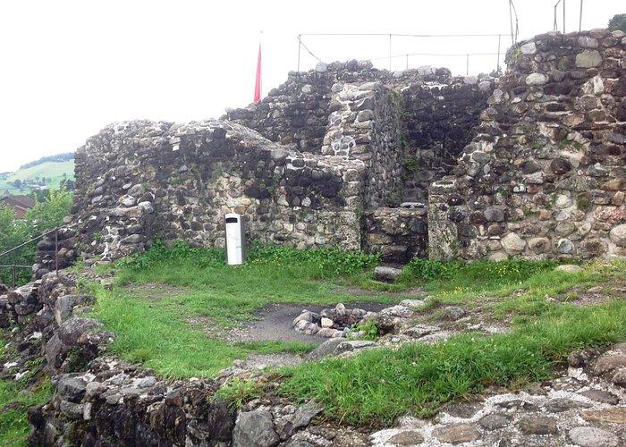 Die Ruine der Gesslerburg