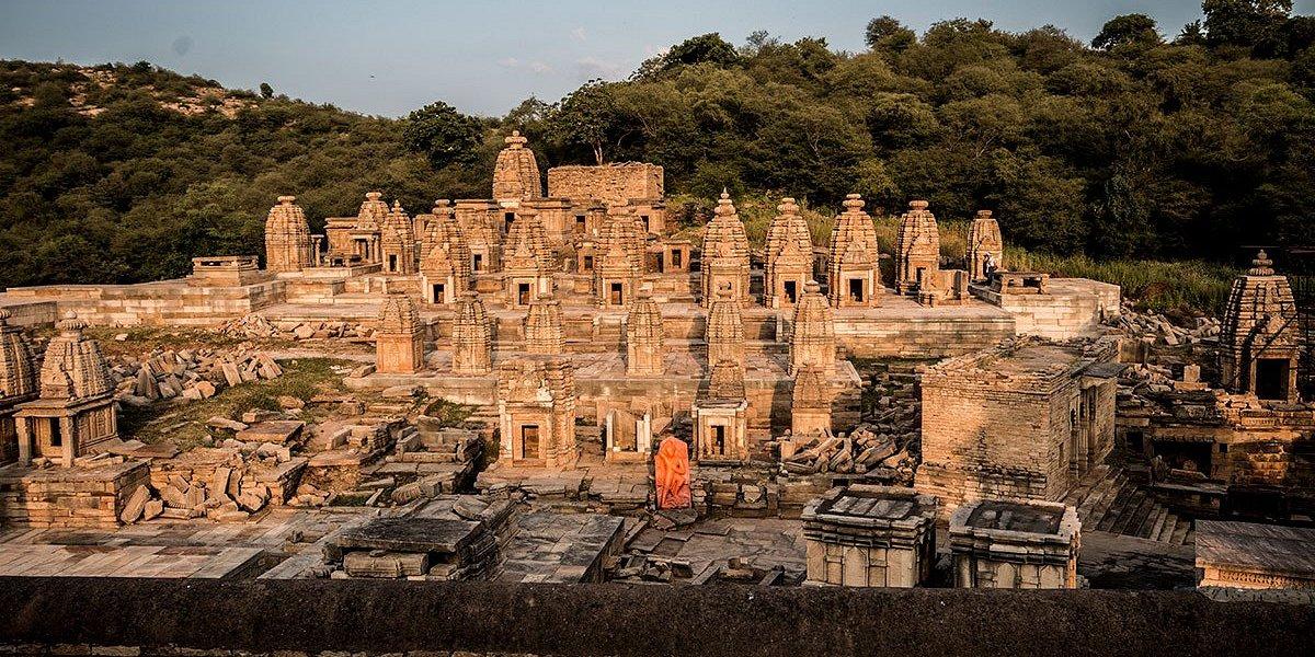 Bateshwar Temple Complex