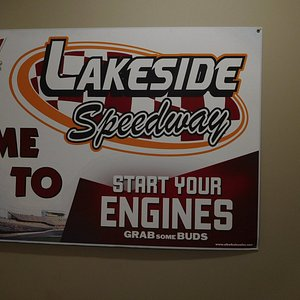 THE place to go for dirt track stock car racing