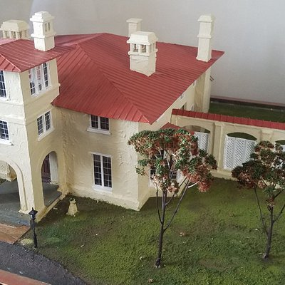 Model of the house and dependencies