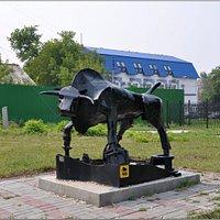 Бык - символ компрессорного завода