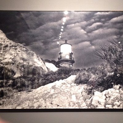 Lighthouse imagery is very popular on the Vineyard.
