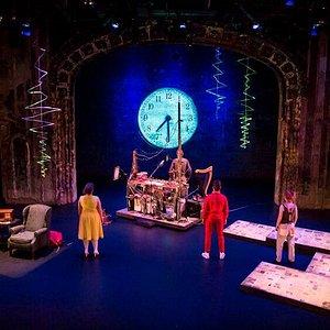 Swandive Theatre Company show