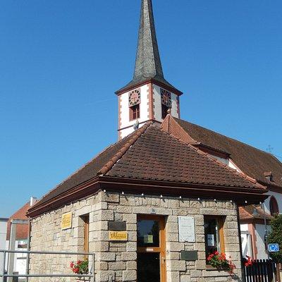 Brückenzollhaus