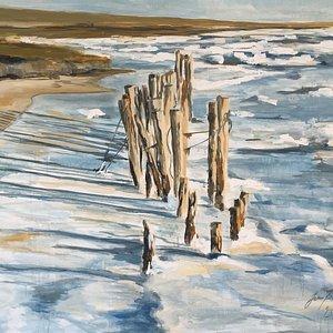 Winter image by Joan Bitten Hansen