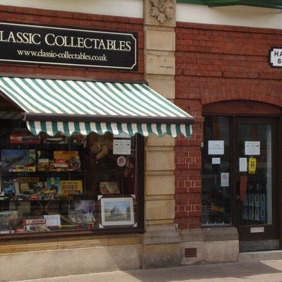 Classic Collectables Vintage Toy Shop