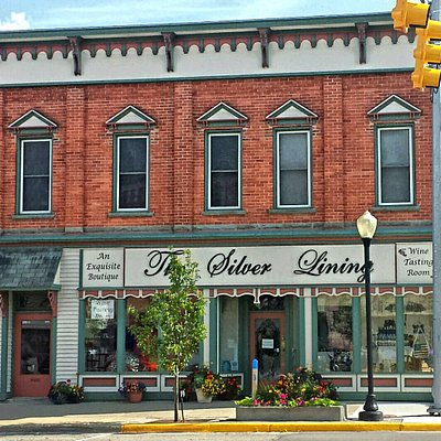 Boutique & Wine Tasting - front of building