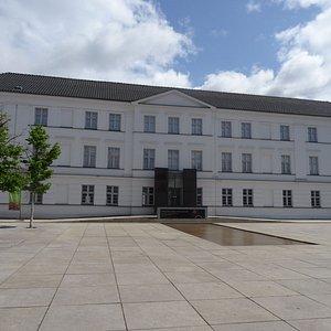 Pommersches Landesmuseum, Außenansicht