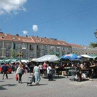 Zemunska Pijaca (Market), Zemun, Serbia