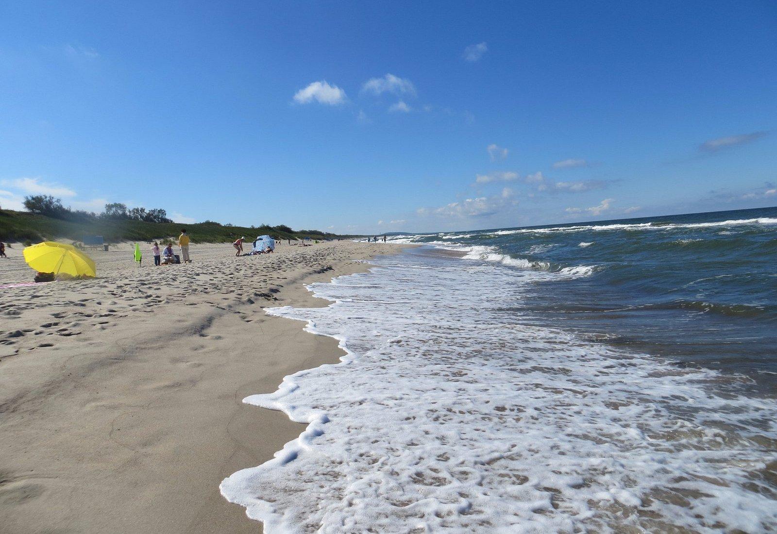 Пляж Ниды