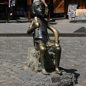 Скульптура Тамада