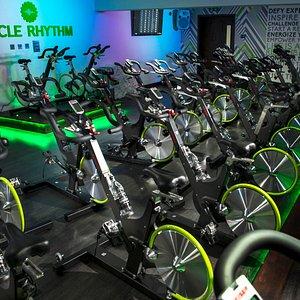 Cycle Rhythm studio
