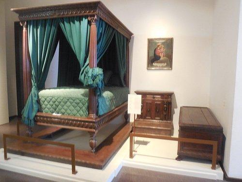 Un magnifique lit