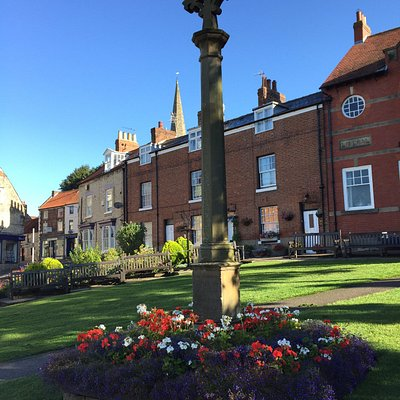Market Cross Pickering