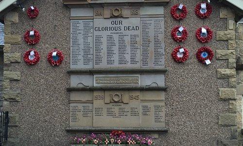 War Memorial Pickering