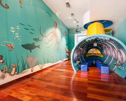 Inside our Submarine