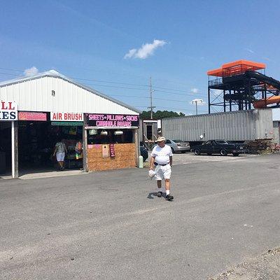 Hudson's Surfside Flea market