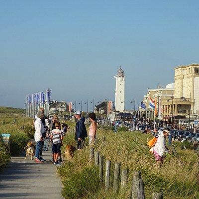 Vuurtoren-Light-house Noordwijk aan Zee