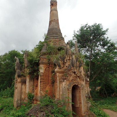 Temples at In Dien