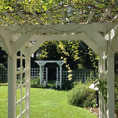 Gardens, Eudora Welty house