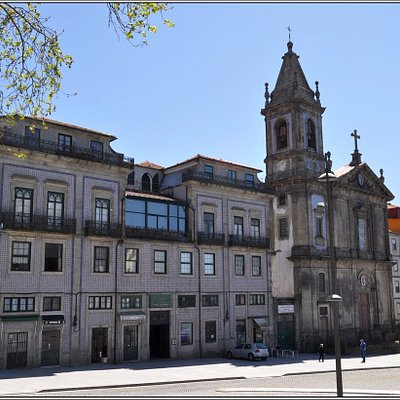 Igreja das Almas de São José das Taipas