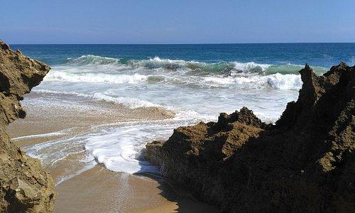 пляж Бакочо