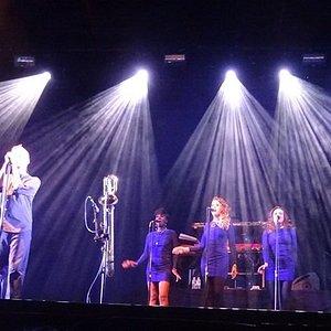 Pink Floyd Australia performing