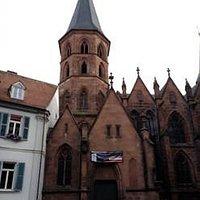 Stiftskirche in Kaiserslautern