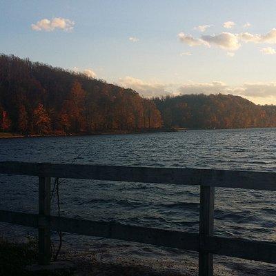 Cheat Lake Trail