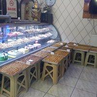 padişah pastanesi 10.09.2016, bayram siparişi tatlılar