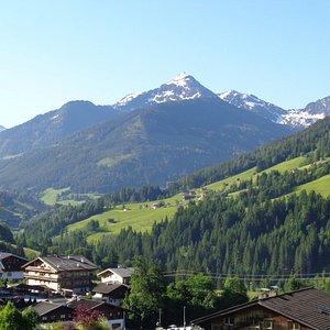 Vista de Alpbach
