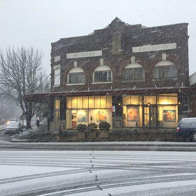 Winter Time in Blackheath! Magical