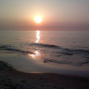 Plaża A