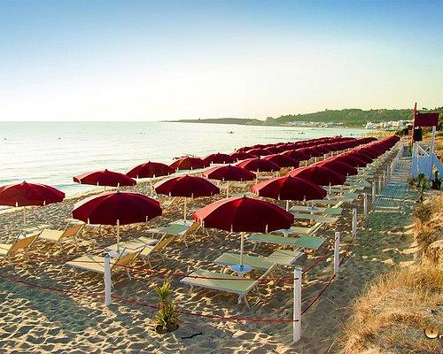 Iride Beach Gallipoli