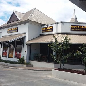Restaurant at West entrance