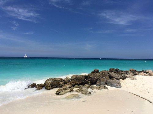 Druif Beach. CAUTIVANTE!