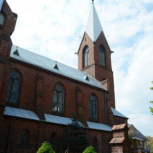 Church in Trzeboszowice