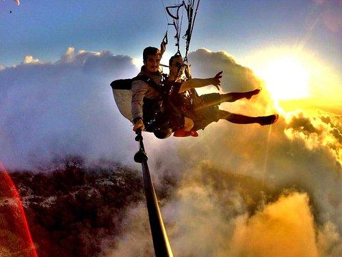 Skystar paragliding 😊