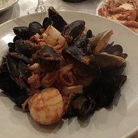 Seafood al Fresca