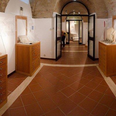 IL MUSEO DI VALTOPINA