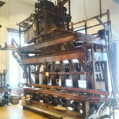 industrial revolution, many great examples