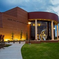 OCCC Visual and Performing Arts Center Theater
