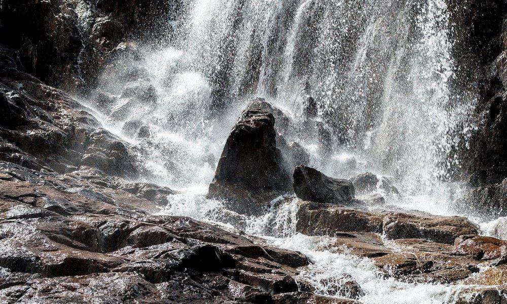 the falls after big rain