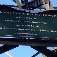 Nimham Tower base