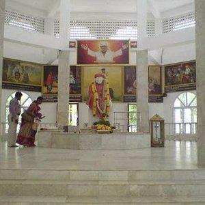 Main Deity