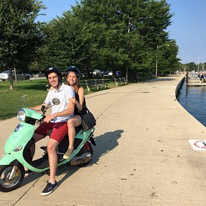 Scooter Rentals - Tours - Classes!